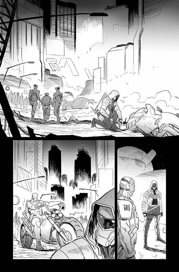 Future State: Gotham #1 - 4