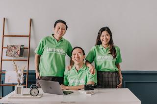 Founder Lemonilo yaitu Ronald Wijaya Johannes Ardiant dan Shinta Nurfauzia