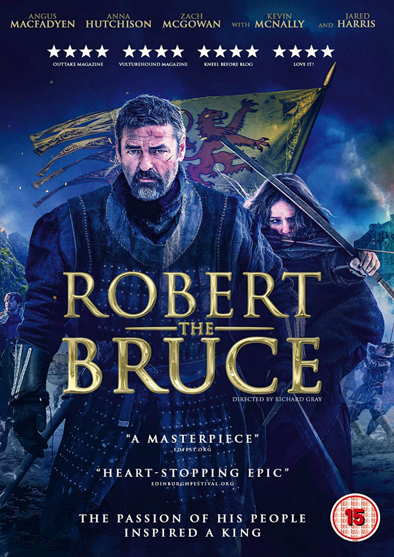 robert the bruce dvd