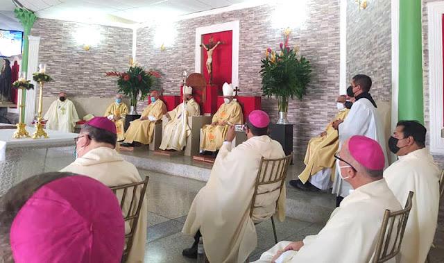 """MONS. CURIEL: """"REMEMOS MAR ADENTRO CONFIANDO SIEMPRE EN LA PALABRA DE JESÚS"""
