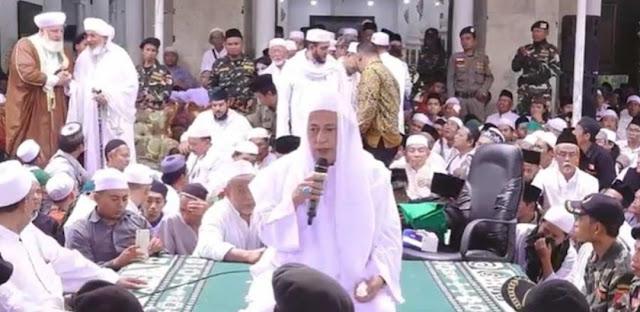 Terima Apresiasi Ulama Dunia, Habib Luthfi : Semoga Indonesia Menjadi Matahari untuk Umat Sedunia