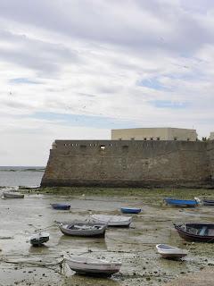 Fortificaciones de Santa Catalina de cadiz