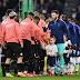 Betiltották a Premier League-ben a mérkőzés előtti kézfogást