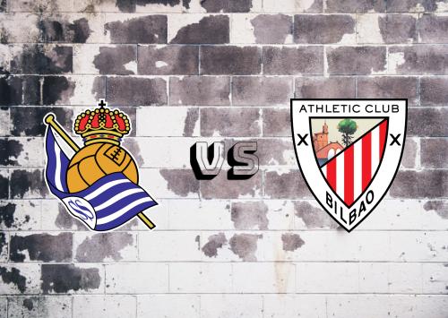 Real Sociedad vs Athletic Club  Resumen