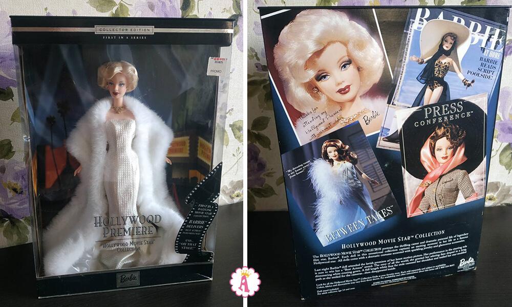 Кукла Барби Мэрилин Монро 2000