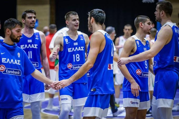 Στο Ευρωμπάσκετ του 2022 από σήμερα η Εθνική Ανδρών-Νίκη της Βοσνίας επί της Λετονίας που προκρίθηκε μαζί με την Ελληνική ομάδα