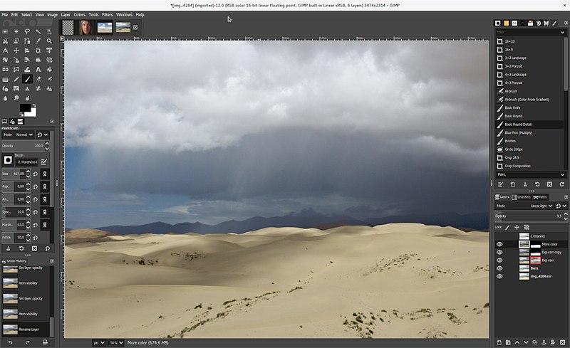 2 Software Alternatif Adobe Photosop Terbaik Gratis