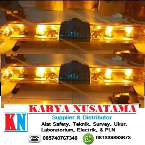 Jual Lampu Rotary lampu Patwal Darurat Jalan Tol di Makasar