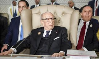 """عاجل ...وفاة الرئيس التونسي """"السبسي"""" وتولي الاخواني عبد الفتاح """"مورو"""" الرئاسة """"اضغط للتفاصيل"""""""