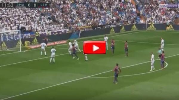 مشاهدة مبارة ريال مدريد وليفانتي بالدوري بث مباشر يلا شوت