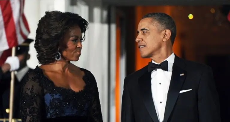 Obama reveals his wife's suffering in the White House and recounts his memories - Obama's Diary