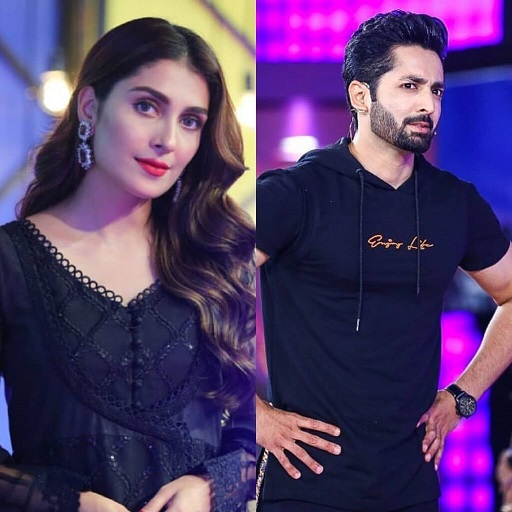 Danish Taimoor and Ayeza Khan Same Dress excellent Clicks 6