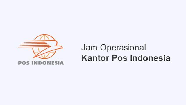 jam operasional kantor pos indonesia