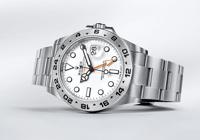 Rolex Explorer II 42 mm 226570