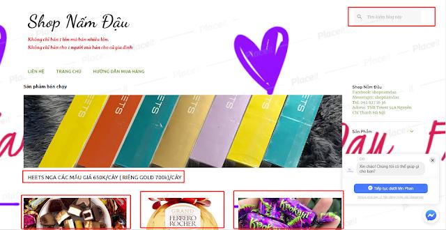 Bước 1 : Quý khách chọn mua sản phẩm tại website bằng cách nhấp vào sản phẩm hoặc đánh tên sản phẩm trong ô tìm kiếm