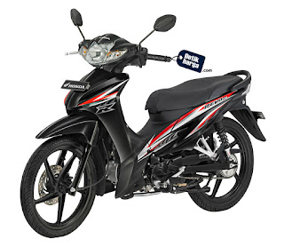 Motor Honda Revo Bekas