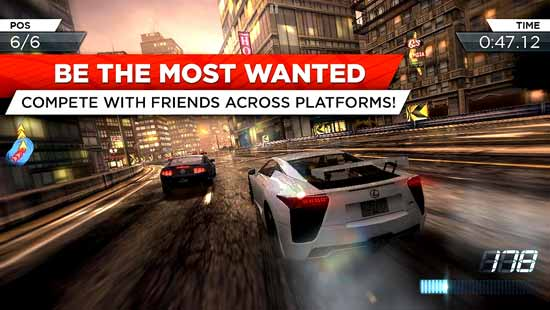 NFS Most Wanted Mod Apk Download
