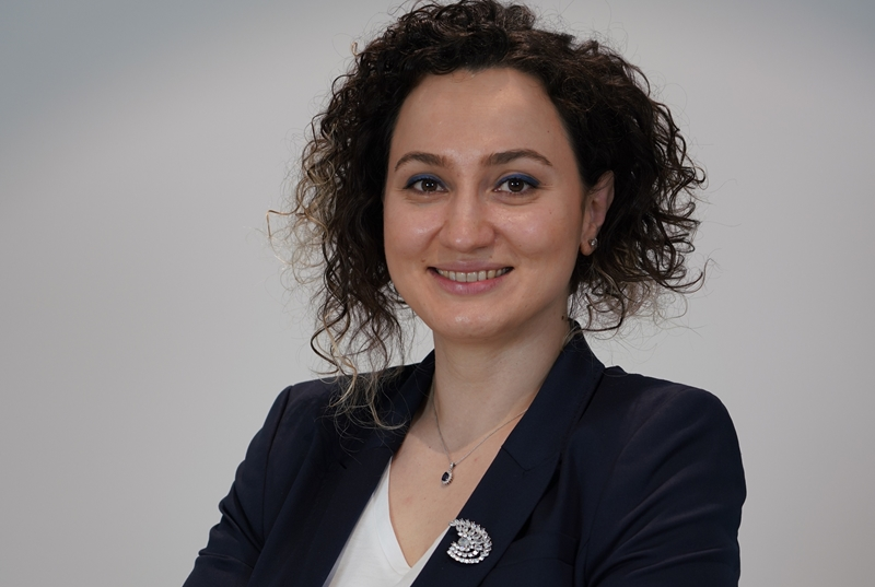 Atlas Üniversitesi Öğretim Üyesi Dr. Aybüke Ersin
