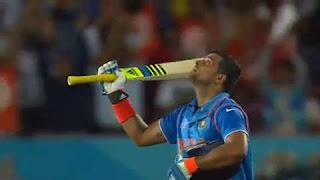 Brendan Taylor 138 - Suresh Raina 110* - India vs Zimbabwe Highlights - 39th Match - ICC Cricket World Cup 2015
