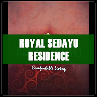 Rumah Siap Huni Di Utara PLN Sedayu [Royal Sedayu Residence]