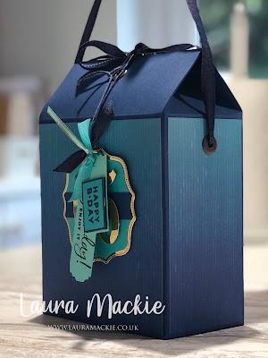 Gift Bag Box
