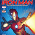 Invincible Iron Man #6 (Cover & Description)
