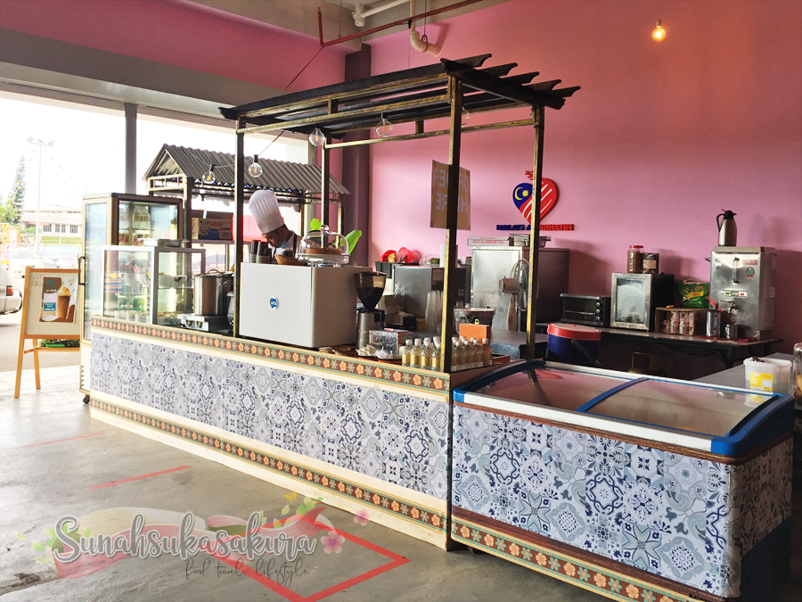 Sekitar Food Truck Alley'val @ Paragon Market Place, Tampoi, Johor