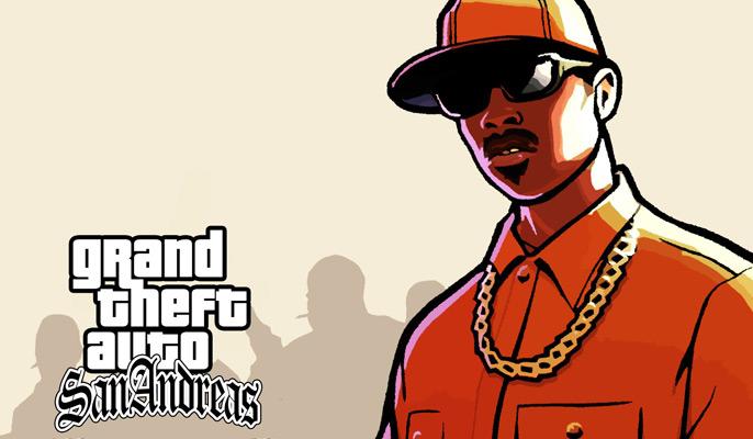 Todas as Senhas de GTA San Andreas