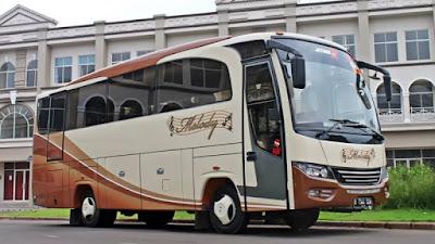 Sewa Bus Jakarta Murah di Melody Transport