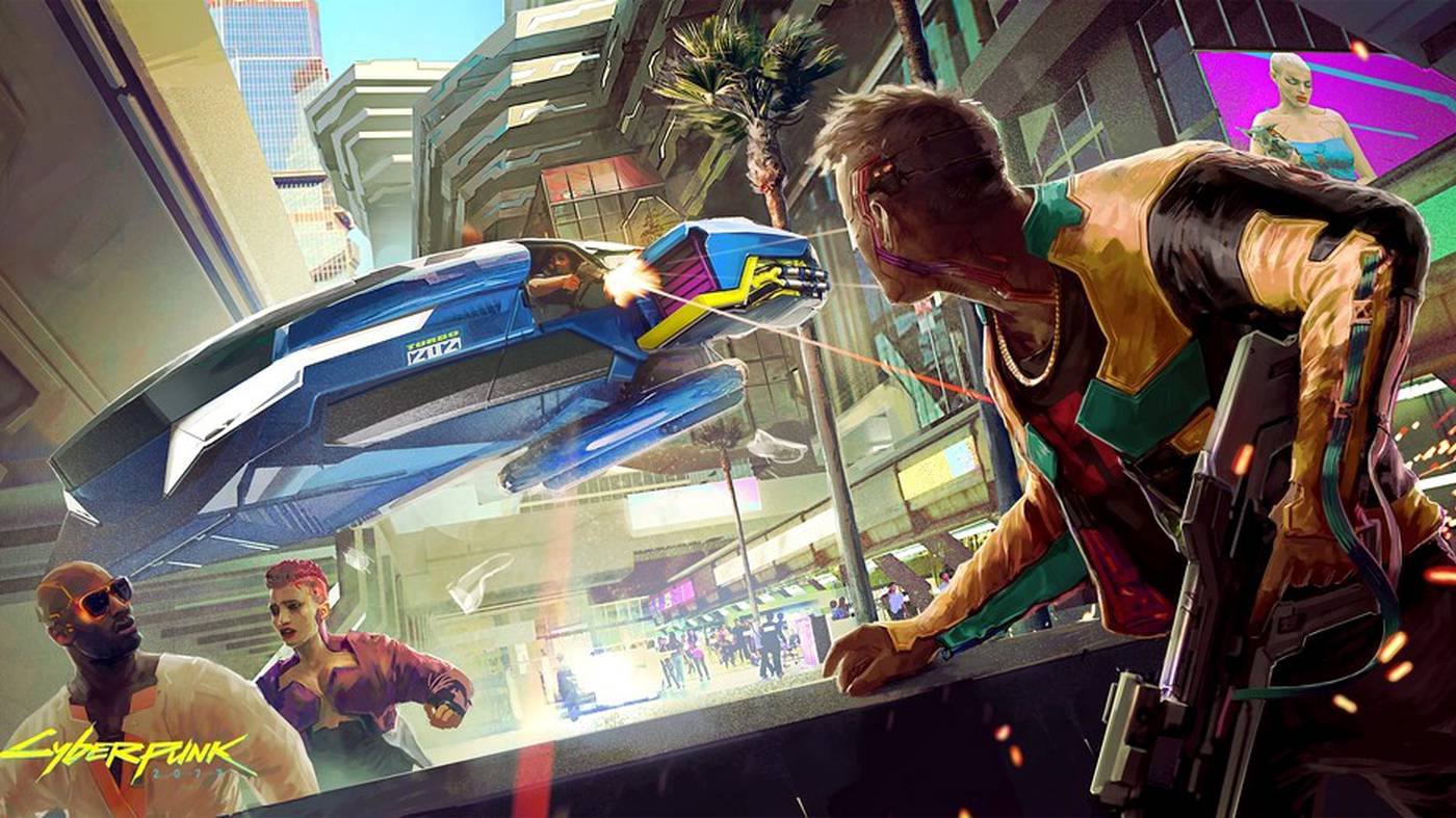 Cyberpunk 2077 released patch 1.04: what has changed