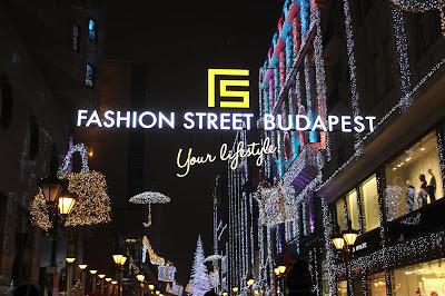 budapeşte fashion street