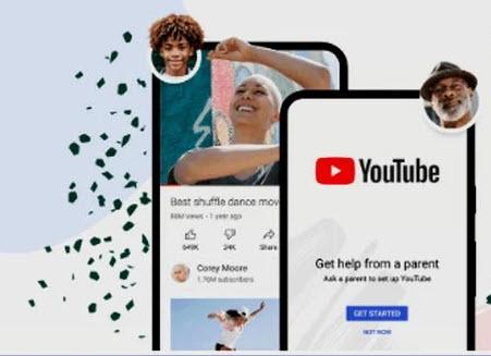 ميزة الرقابة الابوية من يوتيوب , يوتيوب تطلق اداة الرقابة الابوية لحماية المراهقين ,youtube