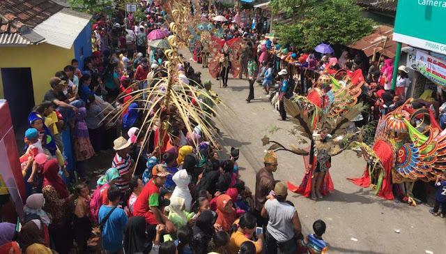 Festival Bambu Gintangan 2017.