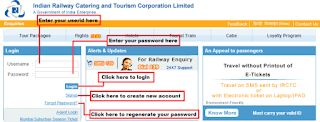 IRCTC  has launched  IRCTC next-generation login  and new next-generation e-ticketing system. IRCTC, for the past few months, was trying har...