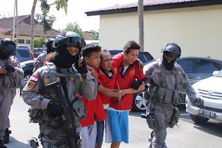 Pencuri Motor di Halaman Parkir Masjid Raya Mataram Berhasil Diringkus Polda NTB