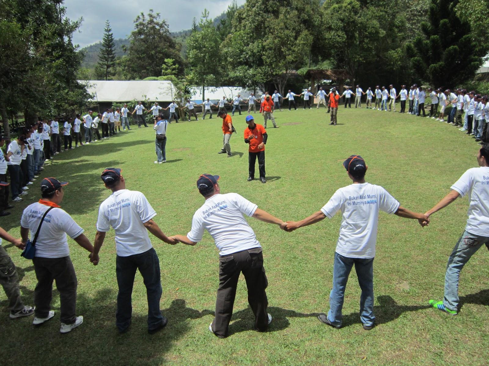 Cidahu Camping Ground Sukabumi Jawa Barat