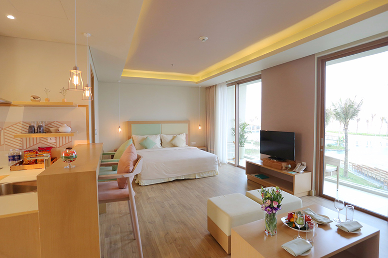Phòng FLC Luxury Hotel Samson 01