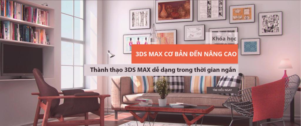 Video học 3DSMAX - Dựng hình nâng cao trong nội thất.