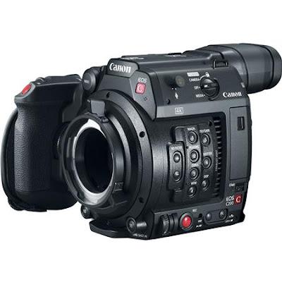 Canon EOS C200ファームウェアのダウンロード