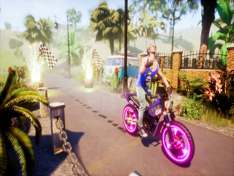 Download Urban Trial Playground Free Full Game For PC