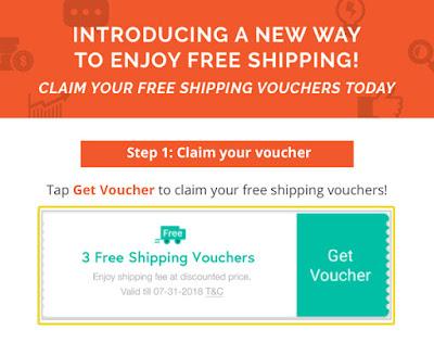 Cara Tebus Free Shipping Kat Shopee