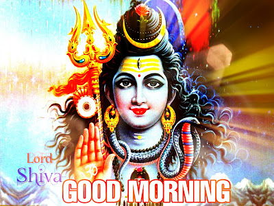 shiv shankar good morning images download