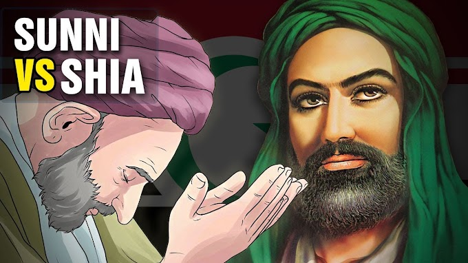 Differences Between Shia and Sunni Muslims.