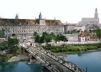 Universiteit van Breslau omstreeks 1900