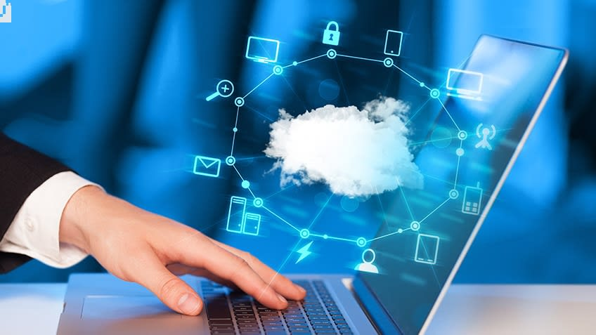 5 Reasons to Use Cloud-Based Applications to Manage Your Data