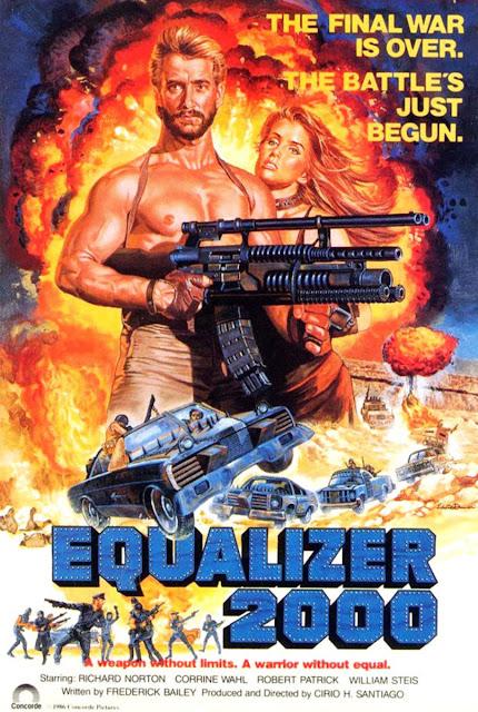 Poster Equalizer 2000