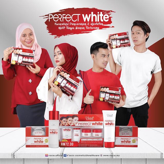 Perfect White Set 4in1 V'asia