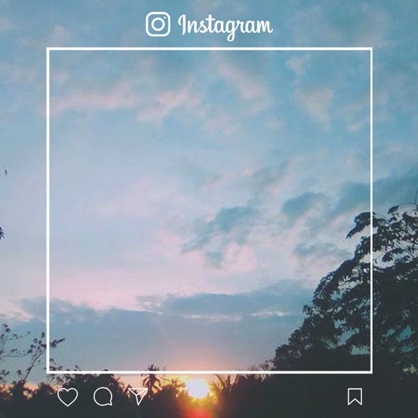 Ghép ảnh vào khung ảnh instagram online