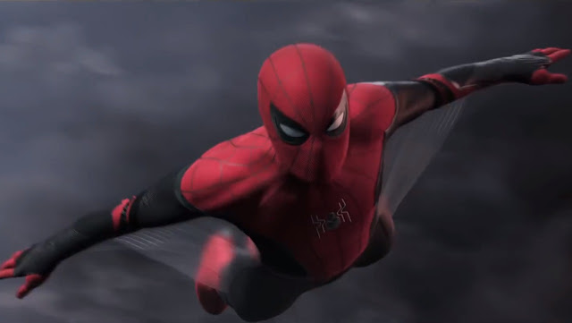 """""""Spider-Man : Far from Home"""" - First Look and Release Date."""