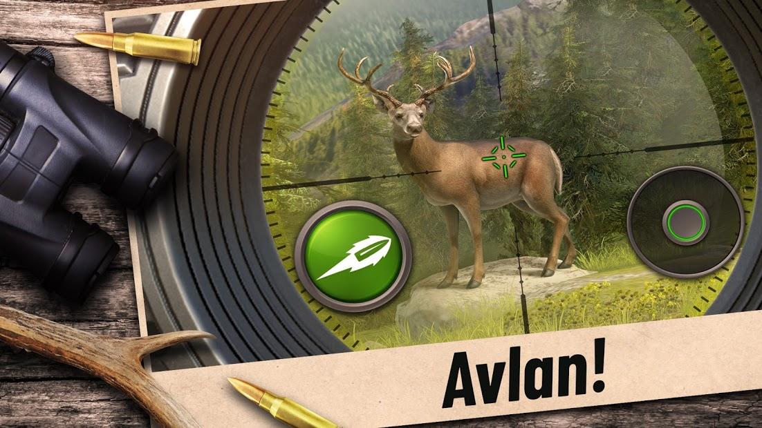 Hunting Clash: Hayvan Avlama Oyunu Hileli Apk